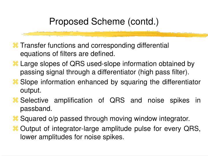 Proposed Scheme (contd.)