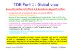 tdr part 1 global view
