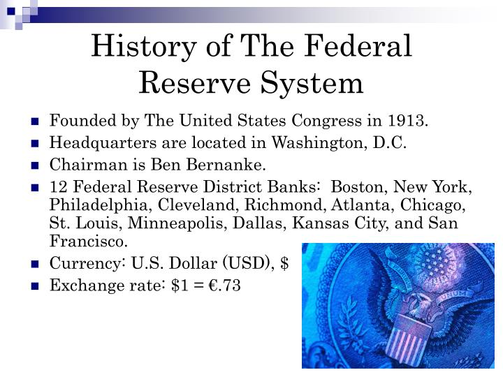 an introduction to and the origins of the federal reserve system This interdisciplinary account of the social, cultural, and intellectual origins of the federal reserve system offers both a discussion of the sources of modern public policy and a persuasive study of upper-class formation in the united states.