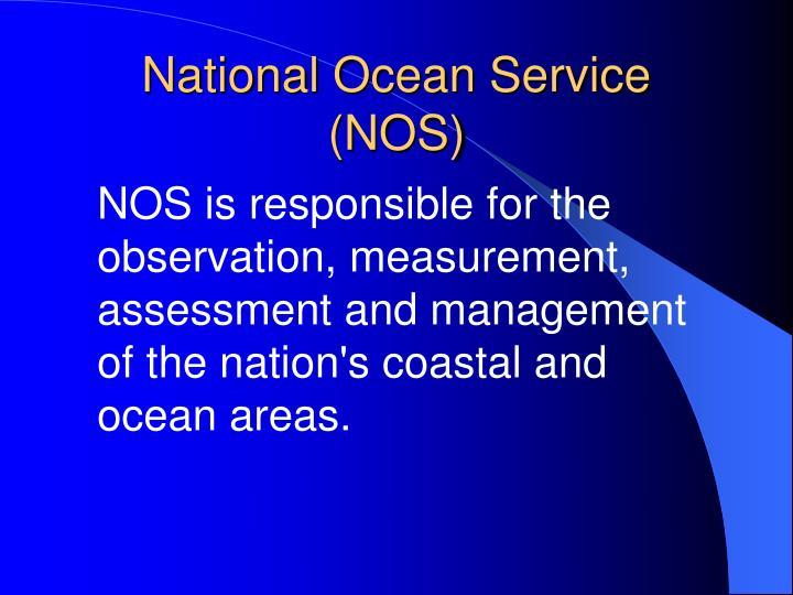 National Ocean Service (NOS)