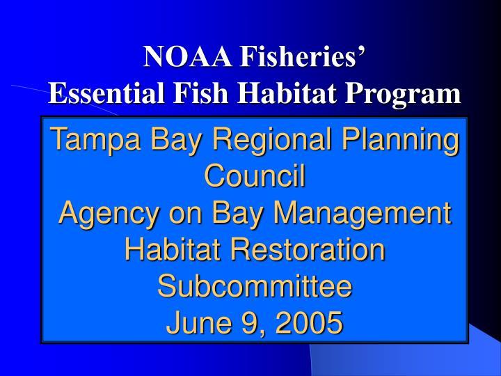 NOAA Fisheries'