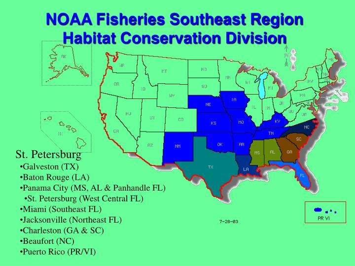 NOAA Fisheries Southeast Region