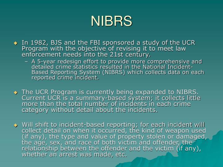NIBRS