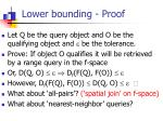lower bounding proof1