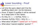 lower bounding proof2