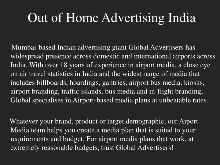 Out of home advertising india1