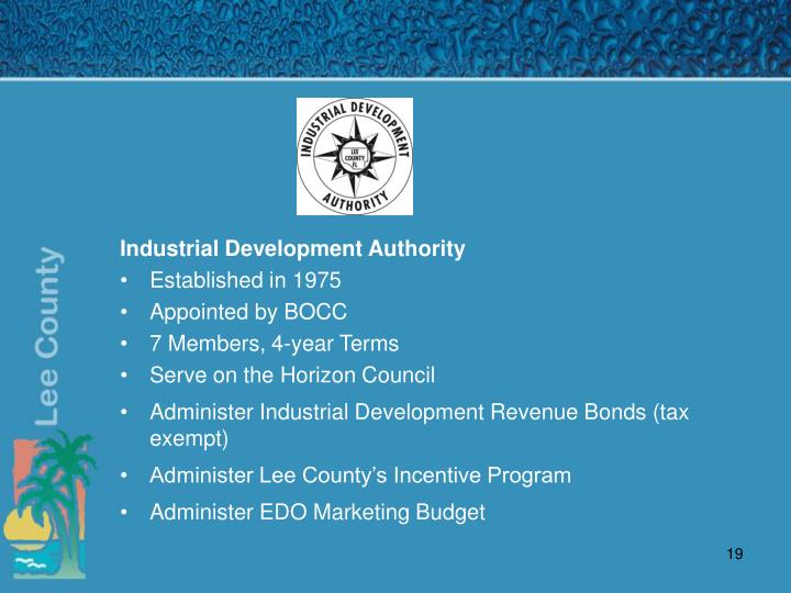 Industrial Development Authority