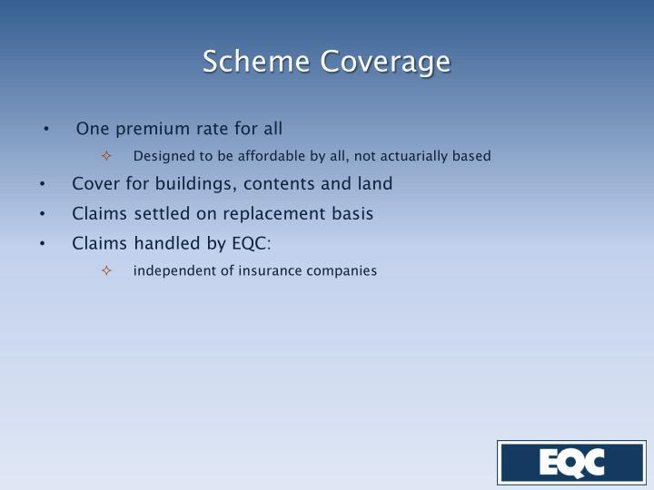 Scheme Coverage