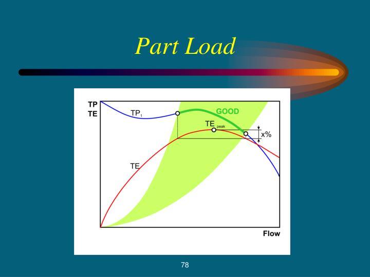 Part Load