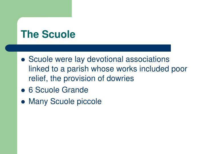 The Scuole