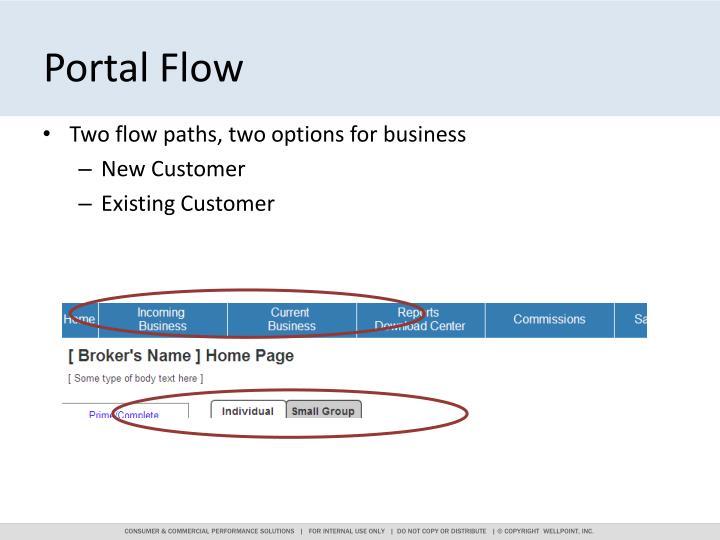 Portal Flow