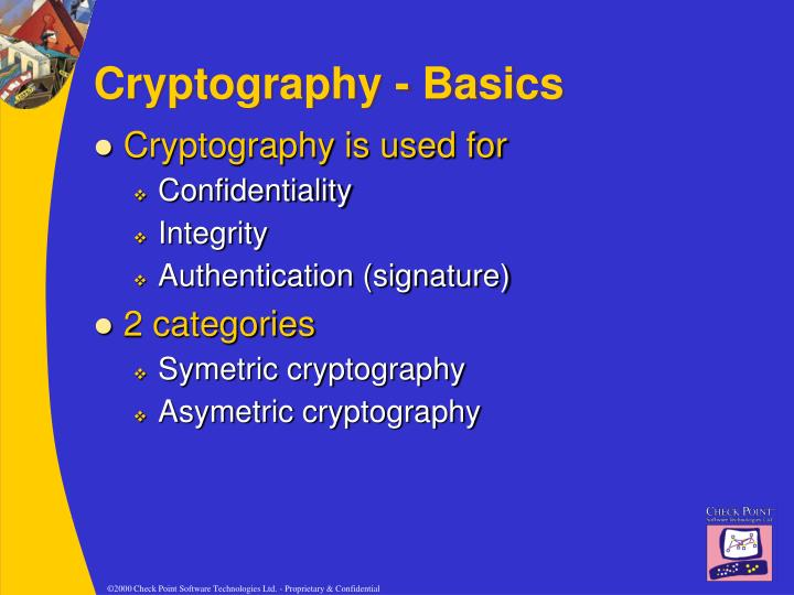 Cryptography - Basics