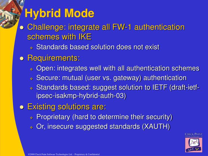 Hybrid Mode