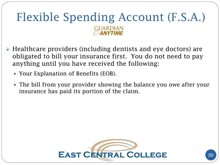 Flexible Spending Account (