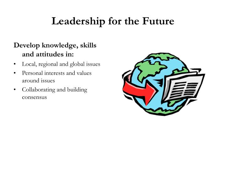 Leadership for the Future