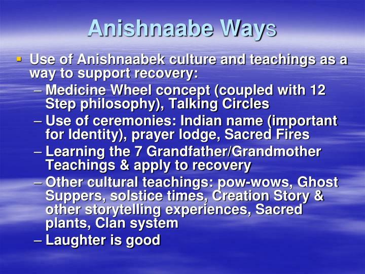 Anishnaabe