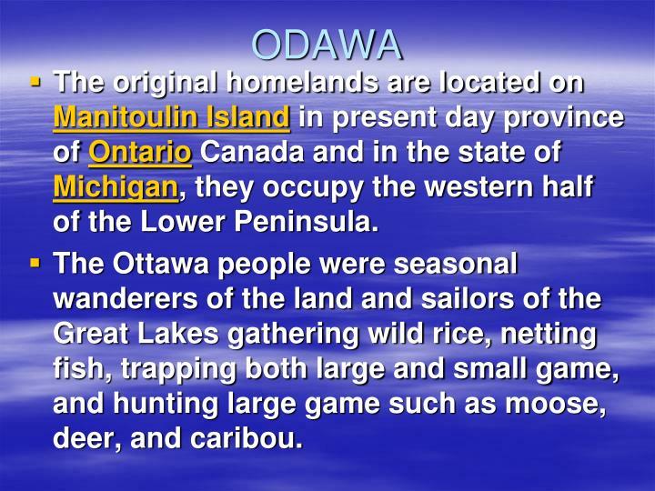 ODAWA