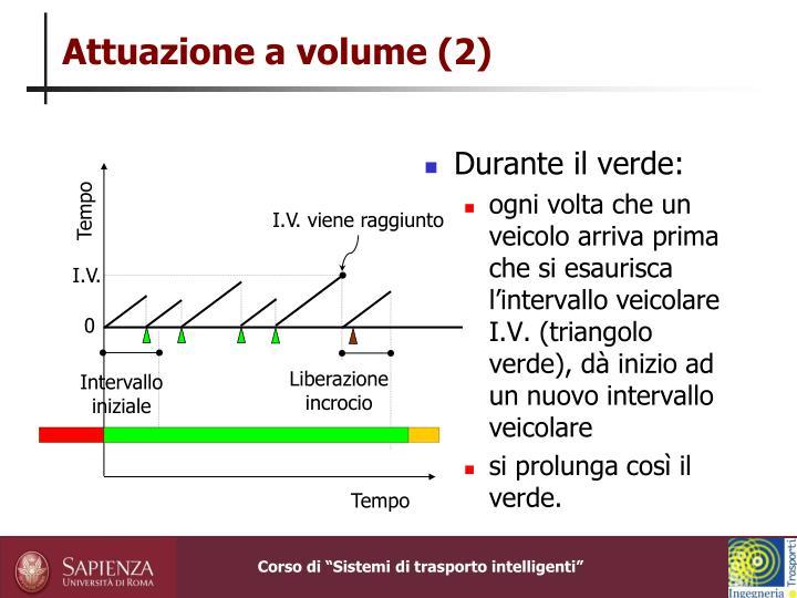 Attuazione a volume (2)