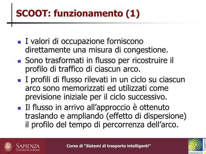 SCOOT: funzionamento (1)