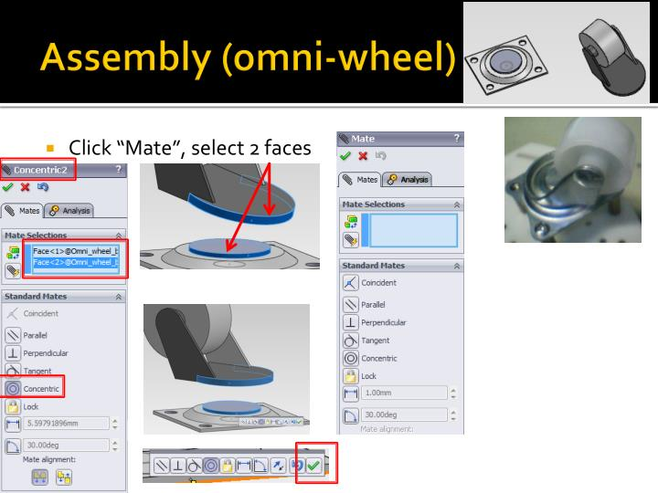 Assembly (omni-wheel)