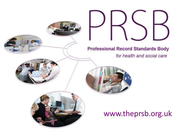 www.theprsb.org.uk