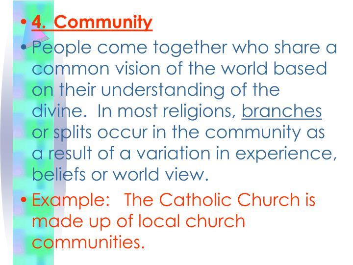 4.Community