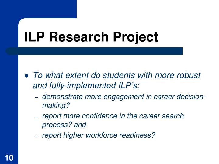 ILP Research Project
