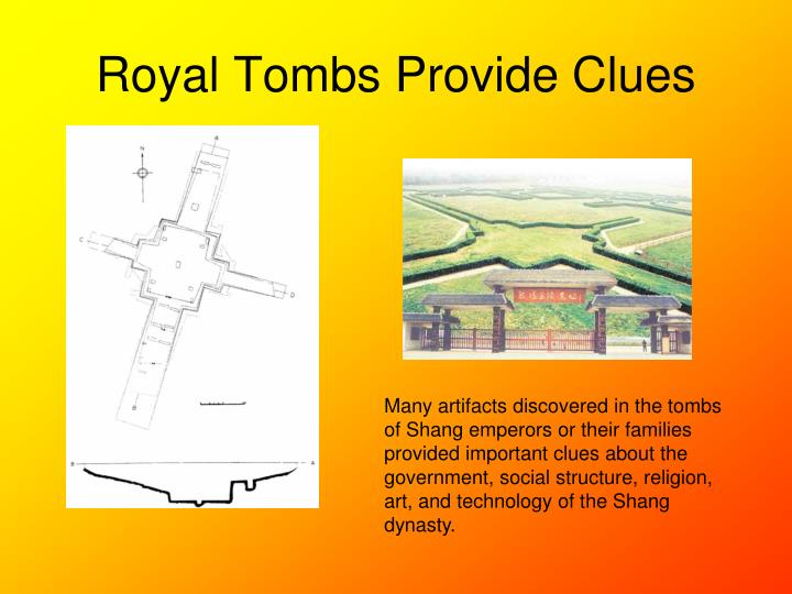 Royal Tombs Provide Clues