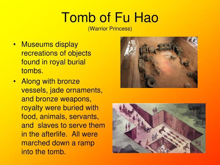 Tomb of Fu Hao