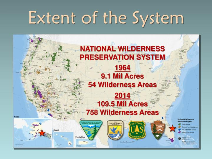 Extent of the System