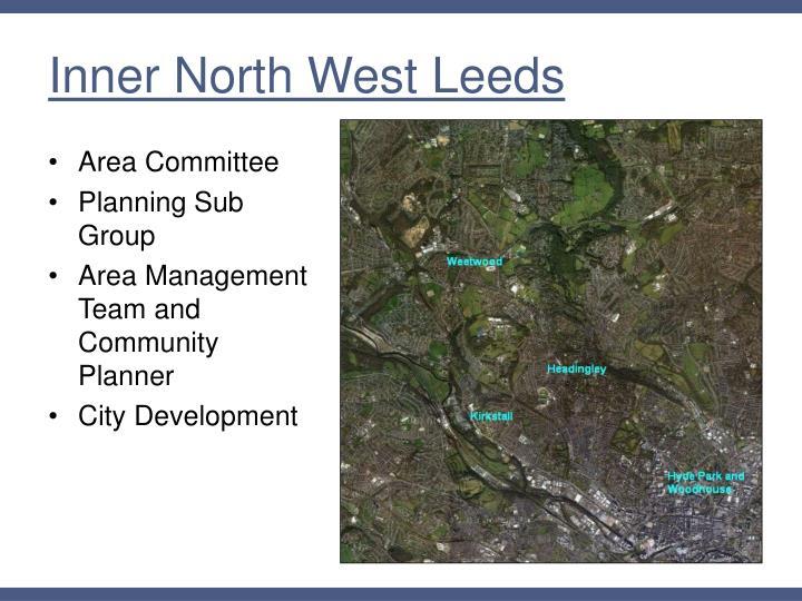 Inner North West Leeds