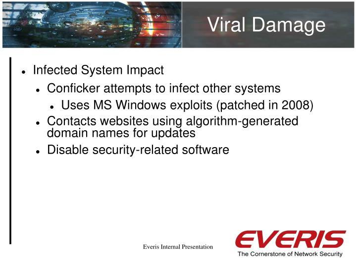 Viral Damage
