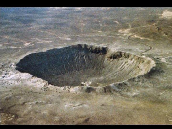 MeteorCrater, Arizona