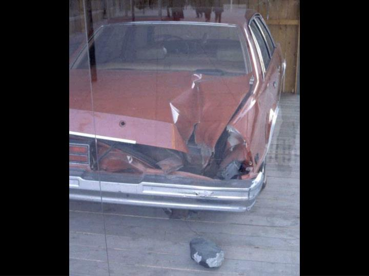 Michelle's car