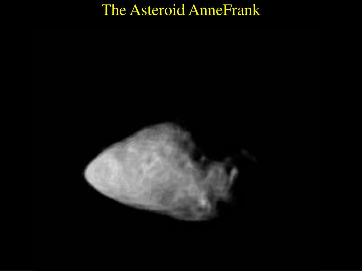 The Asteroid AnneFrank