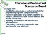 educational professional standards board1