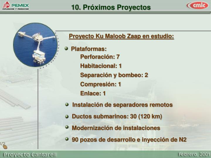 Plataformas: