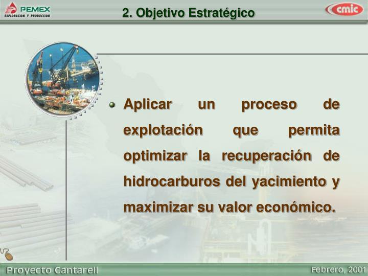 2. Objetivo Estratégico