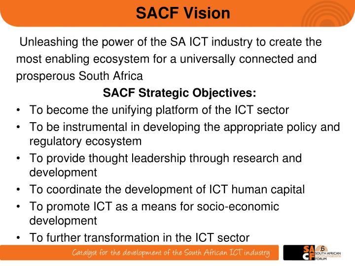 SACF Vision