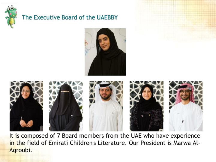 The Executive Board of the