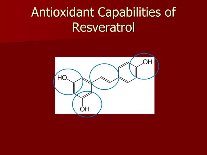 Antioxidant Capabilities of