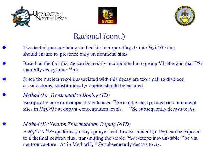 Rational (cont.)