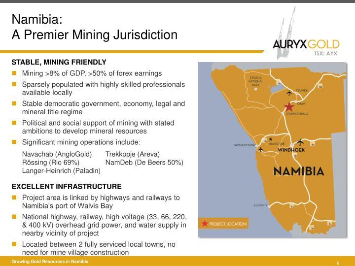 Namibia: