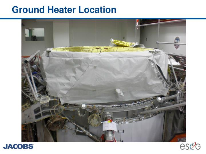 Ground Heater Location