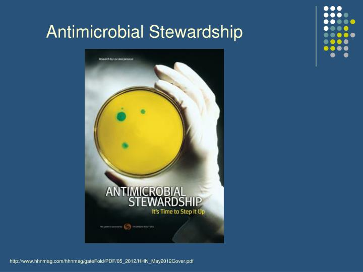 ppt antimicrobial stewardship david meyer  pharmd clinical pharmacy manager fairmont general sanford guide to antimicrobial therapy 2012 pdf Sanford Guide 2013