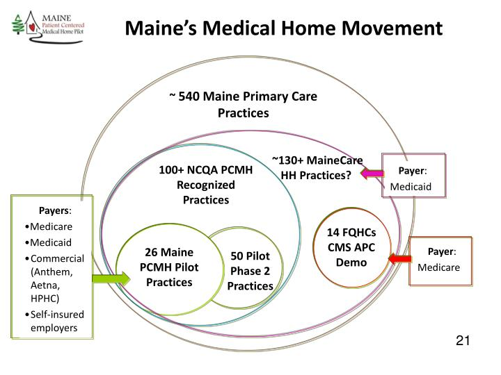 Maine's Medical Home Movement