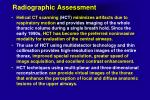 radiographic assessment1