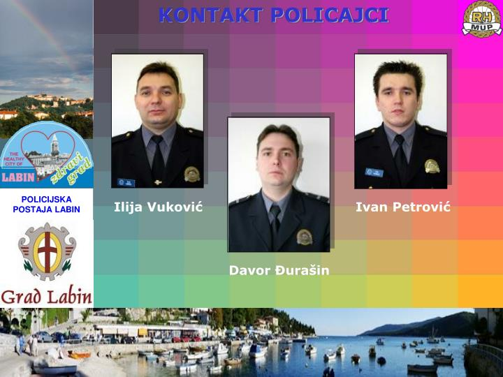 POLICIJSKA POSTAJA LABIN