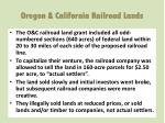 oregon california railroad lands1