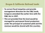 oregon california railroad lands4